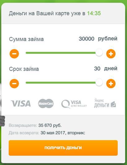 Займер является официально зарегистрированной российской микрофинансовой компанией