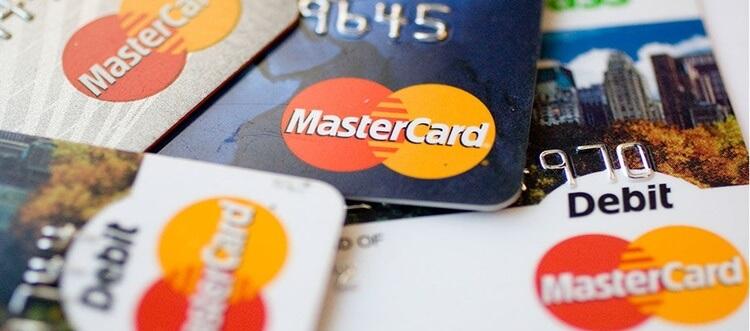Меньше всего преступлений было совершено по картам MasterCard