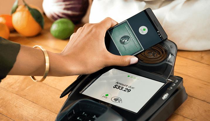 Андроид Pay