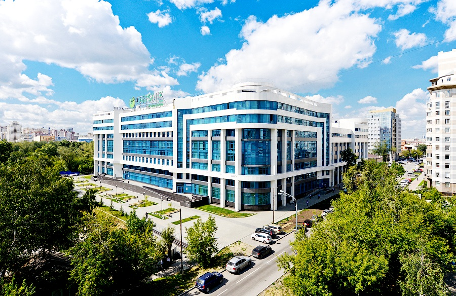 Сбербанк Россия Екатеринбург