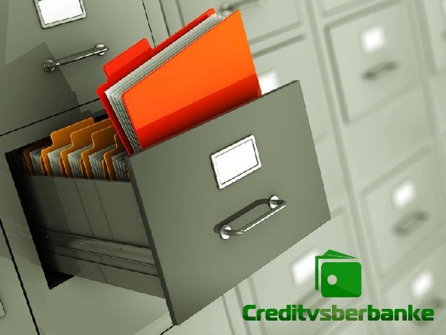 Проверить кредитную историю сбербанк