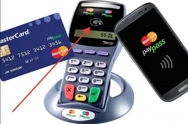 Терминалы бесконтактной оплаты (PayPass, PayWave)